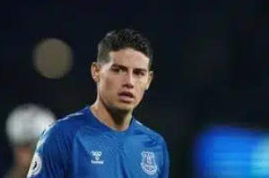 James Rodriguez has to leave Everton
