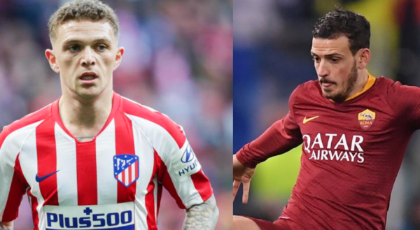Atletico Madrid lose key right-back Trippier this summer
